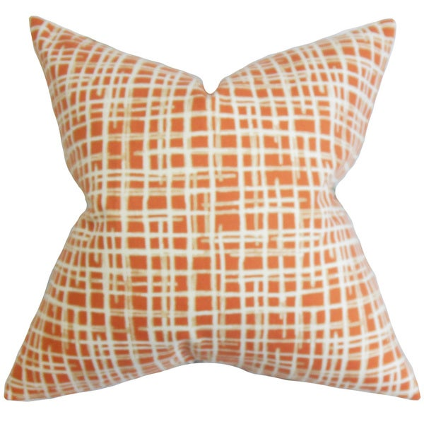 Onslow Plaid Throw Pillow Cover