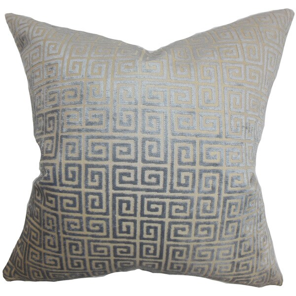 Leif Geometric Throw Pillow Cover