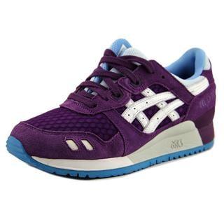 Asics Women's Gel-Lyte III Synthetic Sneaker