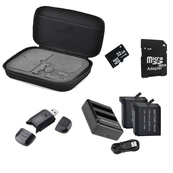 GoPro Hero 4 Accessory Starter Bundle