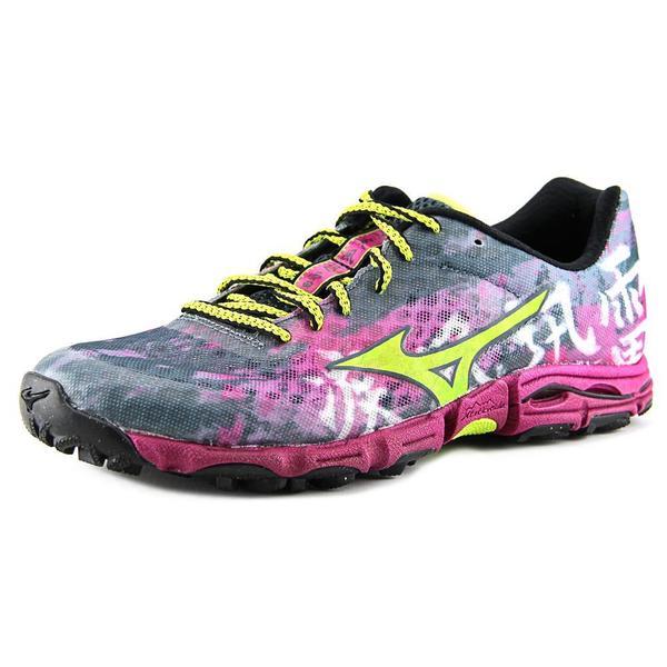 Mizuno Women's Wave Hayate Mesh Athletic Shoes