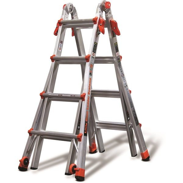 Little Giant Velocity Model 17 Multi-use A-frame Ladder