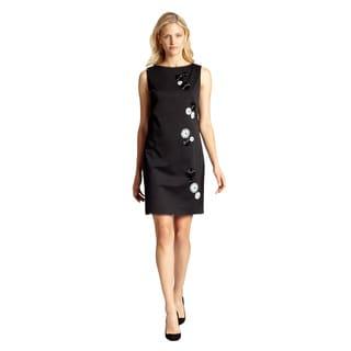 Elie Tahari Women's Alyse Black Dress