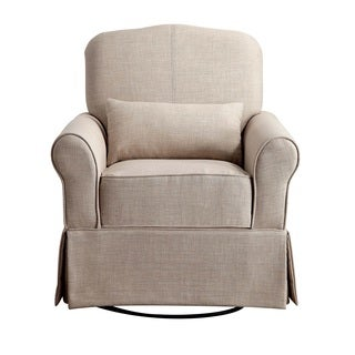 Moser Bay Furniture Angelito Glider Swivel Chair