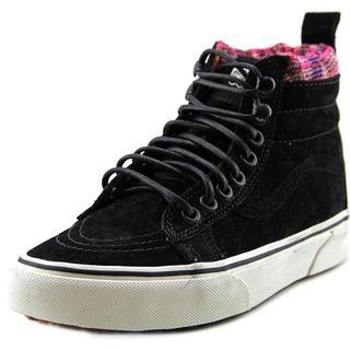 Vans Women's Sk8 Hi Regular Suede Athletic Shoes