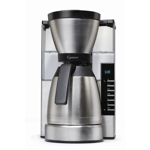 Jura-Capresso MT900 Stainless Steel 10-cup Rapid Brew Coffee Maker With Thermal Carafe