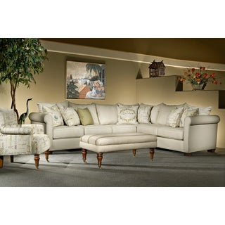 Bordeaux LAF 2-piece Sectional