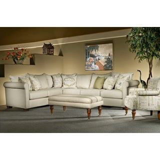 Bordeaux RAF 2-piece Sectional Sofa