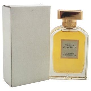 Annick Goutal Vanille Charnelle Unisex 2.5-ounce Eau de Parfum Spray (Tester)