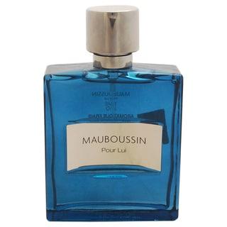 Mauboussin Pour Lui Time Out Men's 3.4-ounce Eau de Parfum Spray (Tester)