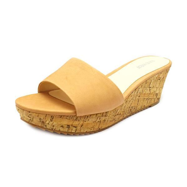 Nine West Women's Confetty Tan Nubuck Dress Shoes
