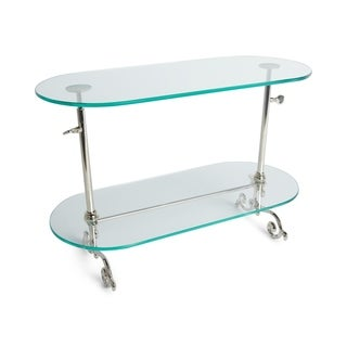 Hip Vintage Small Two-tier Adjustable Pastry Stand