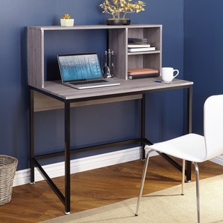 Simple Living Piazza Wood And Metal Desk 16995294