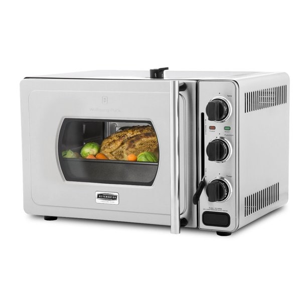 Wolfgang Puck Pressure Oven Original Stainless Steel 29-liter Countertop Oven 19234678