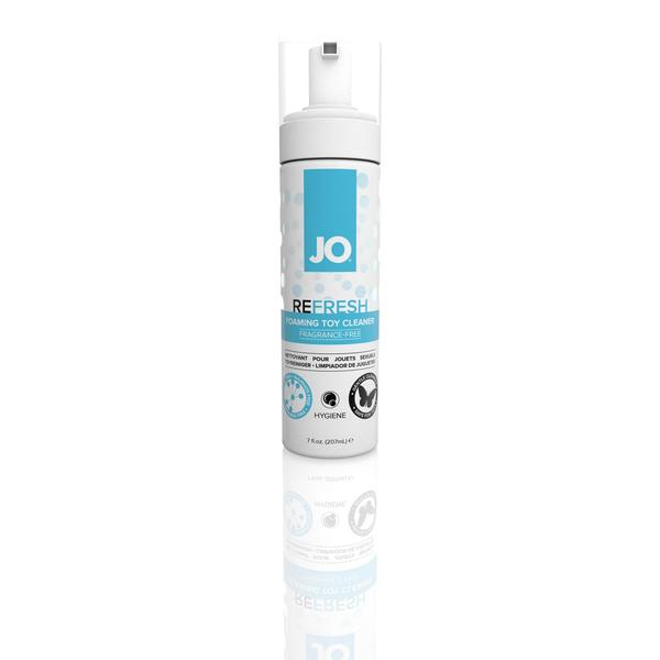 JO Refresh 7-ounce Foaming Toy Cleaner