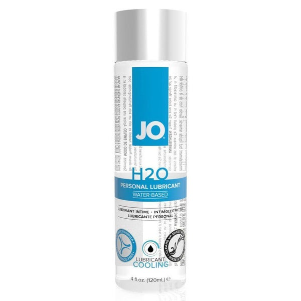 JO H2O 4-ounce Cool Lubricant
