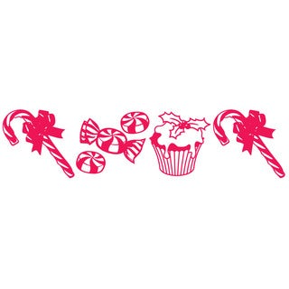 PLUS Candy Deco Roller Refill