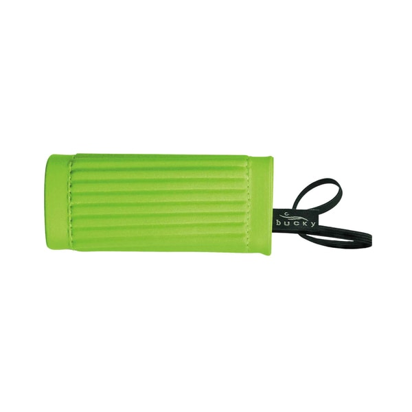 Bucky Identigrip Lime Luggage ID Handle Wrap