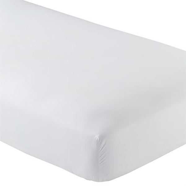 Premium Wrinkle Resistant Microfiber Fitted Sheet