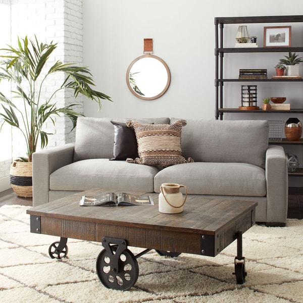 City Loft Grey Sofa
