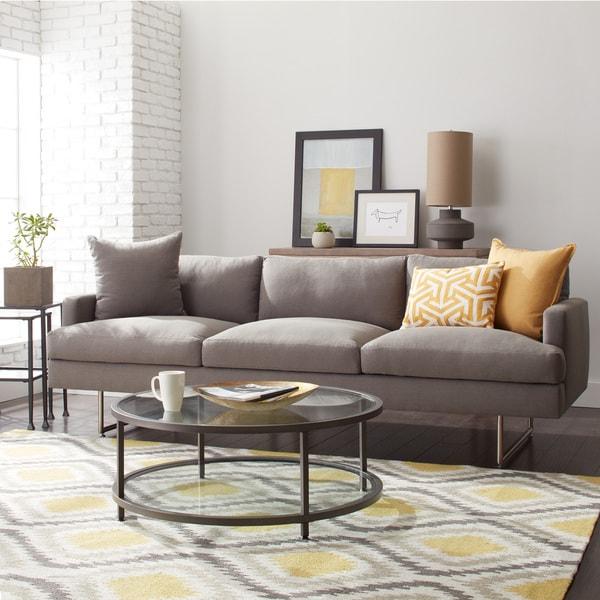 Claude Wales Grey Sofa