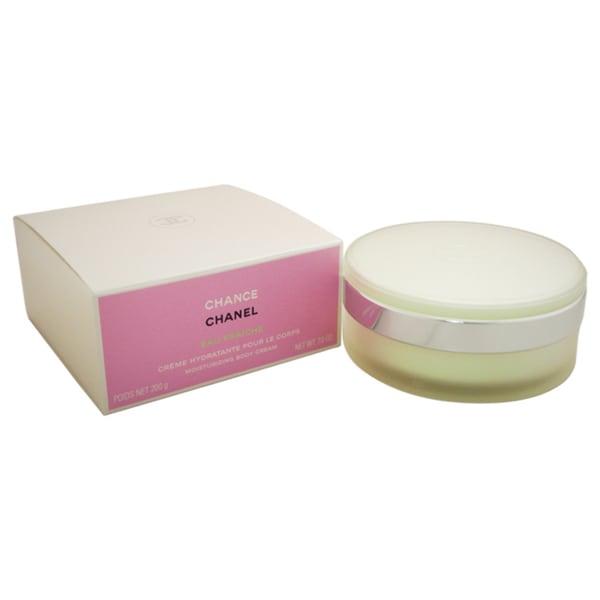 Chanel Chance Eau Fraiche 7-ounce Moisturizing Body Cream