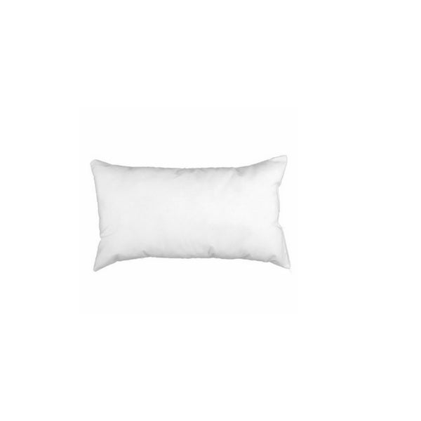 Polyester 12-inch x 20-inch Rectangular Pillow Insert