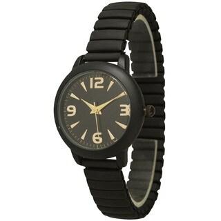 Olivia Pratt Women's Minimalist Petite Stretchband Watch