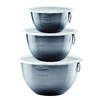 Tovolo Stainless Mixing Bowls (Pack of 3)