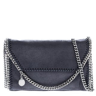 Stella McCartney Mini Falabella Shaggy Deer Bag