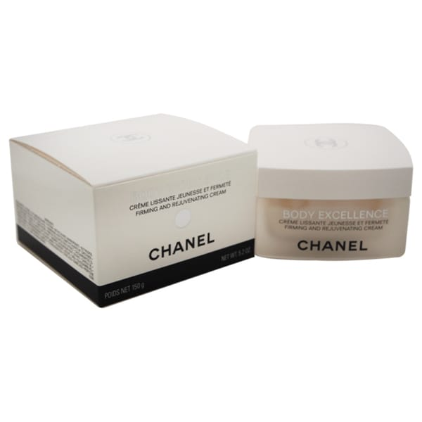 Chanel Body Excellence Firming & Rejuvenating 5.07-ounce Cream