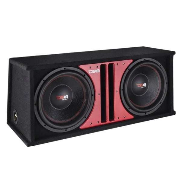 DS18 Select 12-inch Subwoofer in Vented MDF Enclosure