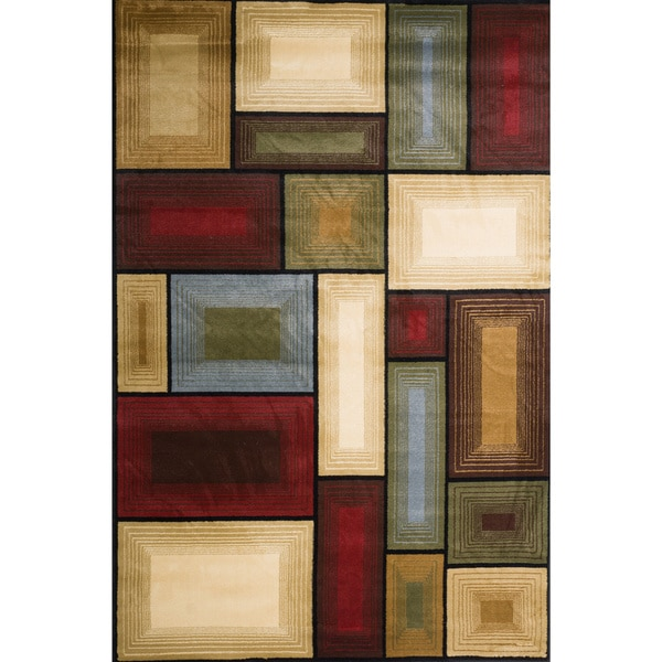 Christopher Knight Home Shaelyn Persia Geometric Rug (5' x 8')