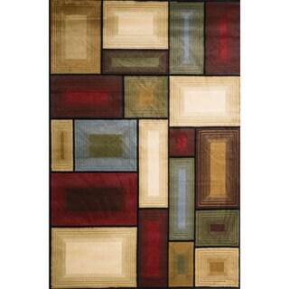 Christopher Knight Home Shaelyn Persia Geometric Rug (5' x 8')