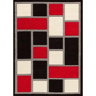 Christopher Knight Home Zinnia Serendipity Geometric Rug (8' x 10')
