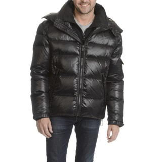 S13 Men's Quilted Hooded Jacket