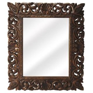 Butler Ferdinand Reclaimed Wood Wall Mirror