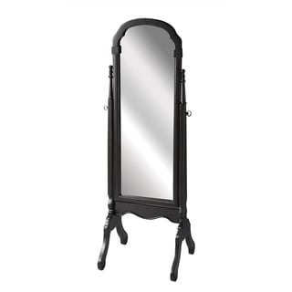 Butler Meredith Brushed Sable Cheval Mirror