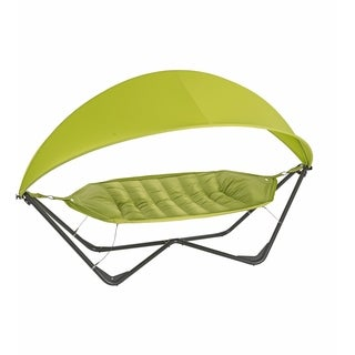 Sorara USA Apple Green 11-foot x 5-foot Gondola Hammock With Cover