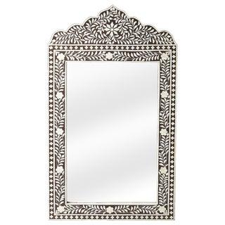 Butler Victoria Black Bone Inlay Wall Mirror