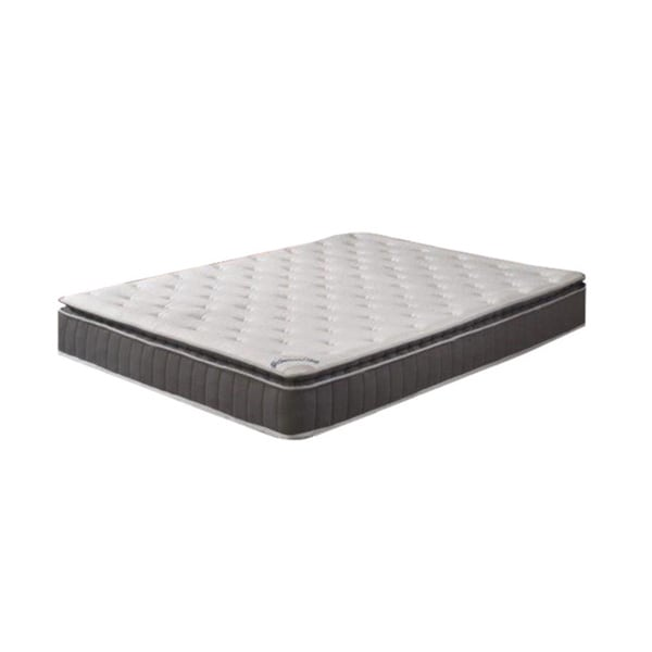 Acura Easy to Go White Pillowtop Medium Firm Pillowtop Queen Innerspring Mattress
