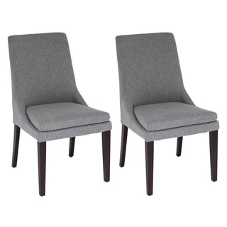 Modern Boulder Dining Chairs (Set of 2)