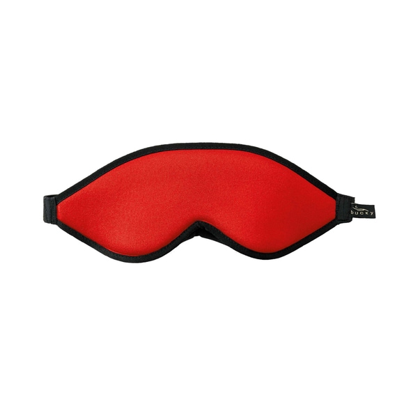 Bucky Blockout Shade Red Eye Mask