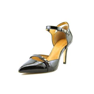 Corso Como Women's Park Slope Black Patent Leather Dress Shoes