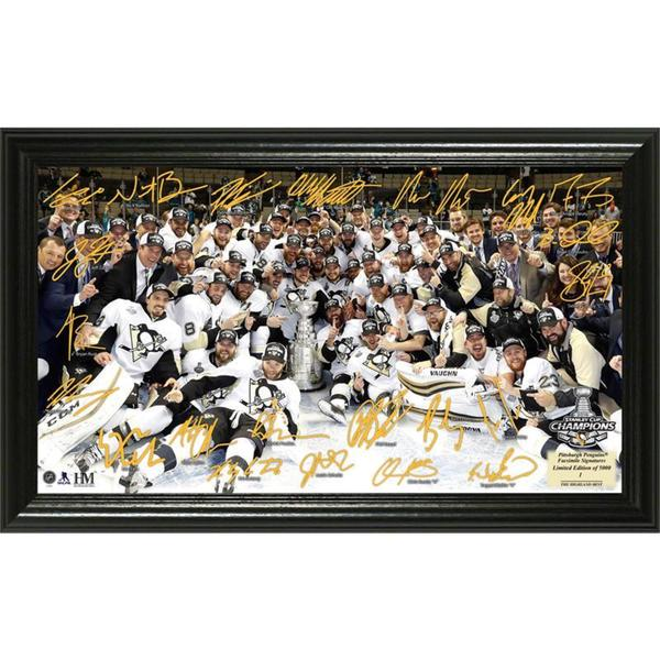 2016 Stanley Cup Champions Signature Rink 19258649