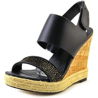 Charles David Women's Oriel Black Leather Dress Shoes