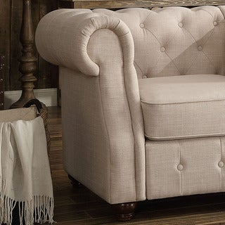 Moser Bay Furniture Olivia Tufted Sectional Sofa