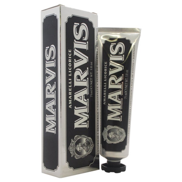 Marvis Classic Strong Mint 1.3-ounce Toothpaste