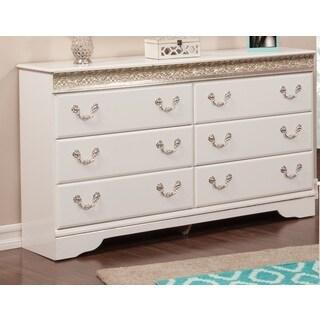 Sandberg Furniture Peyton 6-drawer Dresser