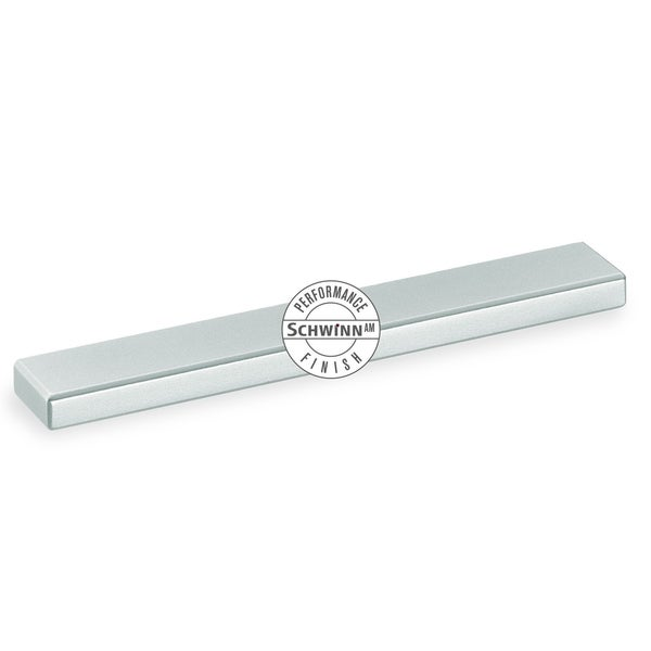 Schwinn Hardware 2891 Satin Nickel 128-millimeter Drawer Pull
